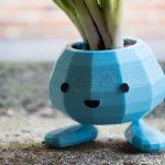 Pot personnage