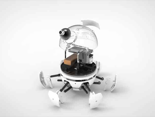 robot Xpider Ballsy Robot Xpider Ballsy Robot
