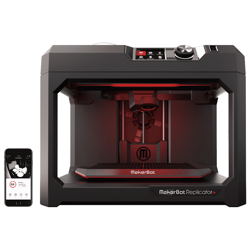 Makerbot Replicator+  Makerbot Replicator+ makerbot replicator