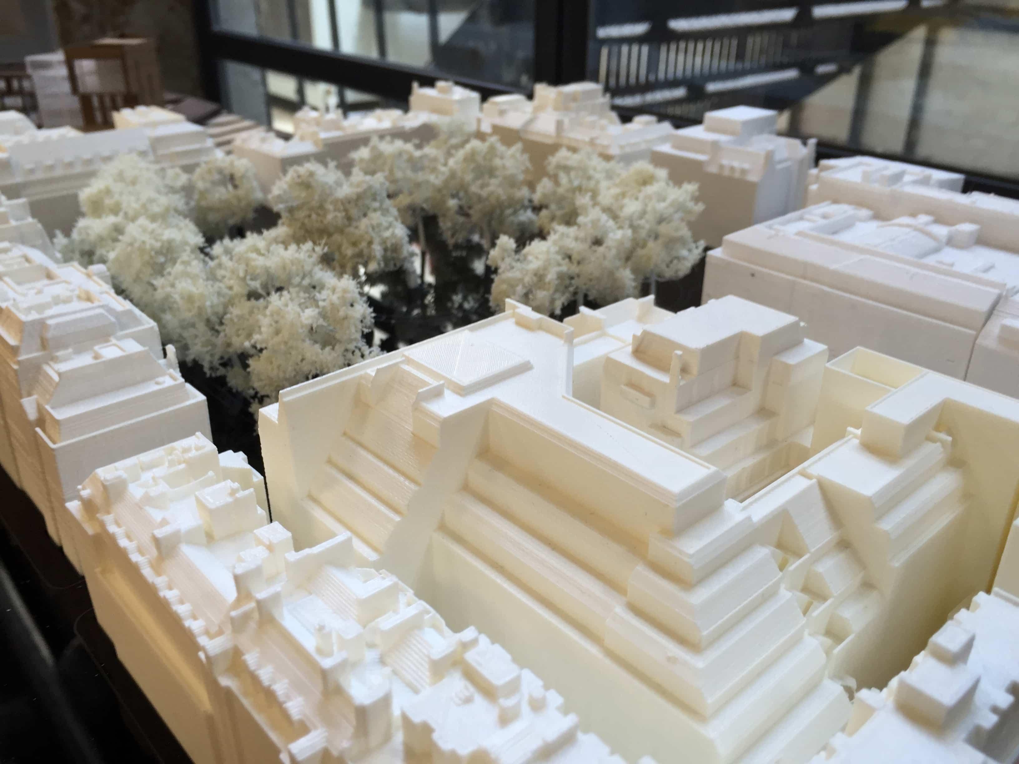 maquette maison 3D  Impression 3D et architecture Photo 17 07 2015 12 18 21
