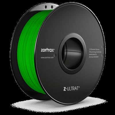 Z-Ultrat (Zortrax) turquoise pastelZ-Ultrat (Zortrax) vert
