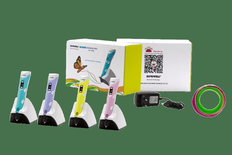 Stylo 3D sans fil RP-200 B Stylo 3D sans fil RP 200 B BLUE stylo 3D sans fil BLUE 1 e1513257917866