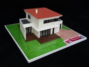 Maquette d'un ensemble immobilier 20180602 085344 300x225