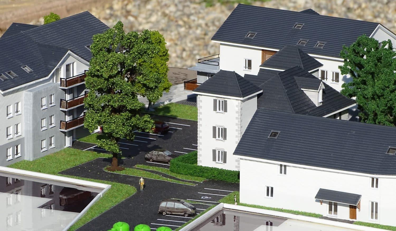 Maquette d'un ensemble immobilier DSC02874 e1537876385714