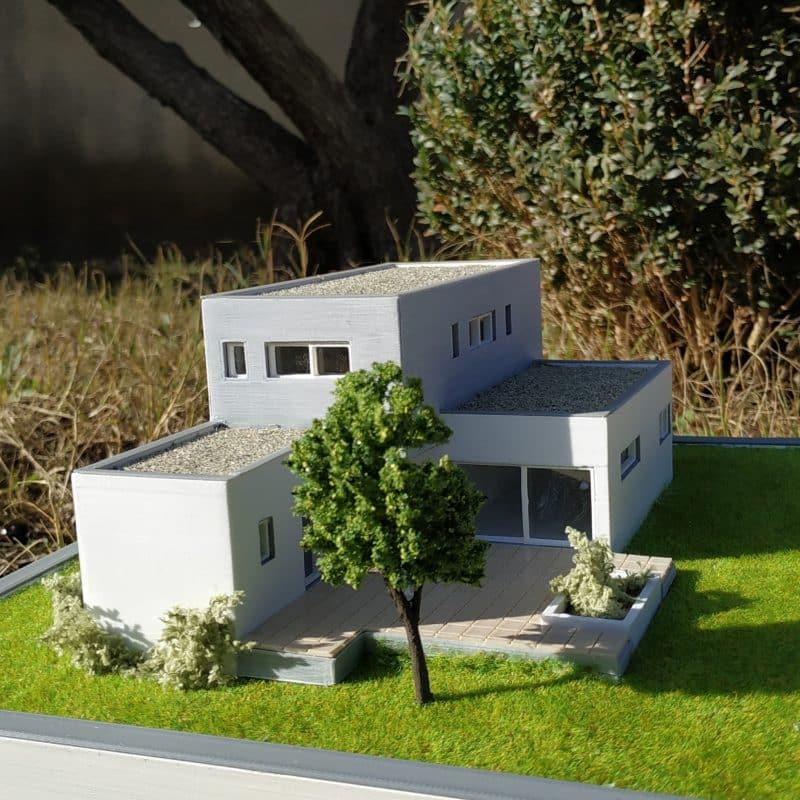 Maquette de maison moderne IMG 20191130 114928 e1576312712301
