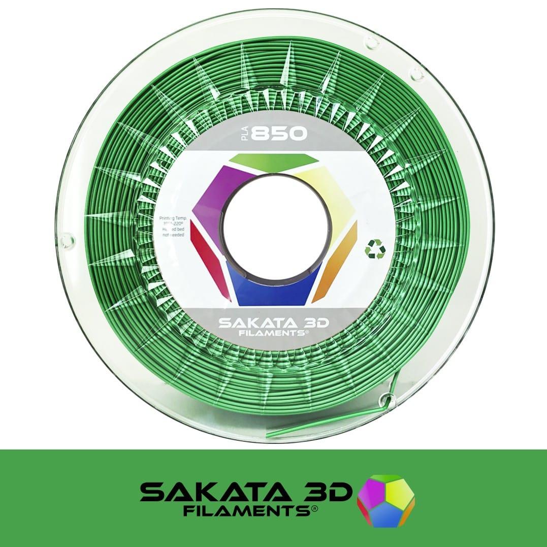 PLA 3D 850 Sakata pla 850 silk clover